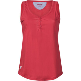 Bergans Jomfruland Singlet Damen strawberry